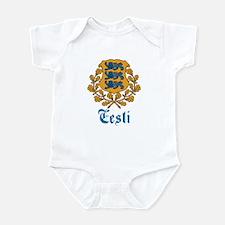 Estonia Infant Bodysuit