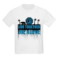 Live Together Die Alone (Dharma) T-Shirt