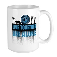 Live Together Die Alone (Dharma) Mug