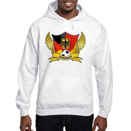 Germany Soccer Hooded Sweatshirt
