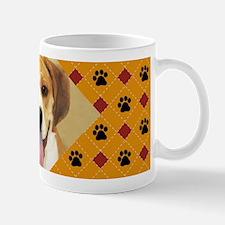 Bulldog/Beagle Photo Mug