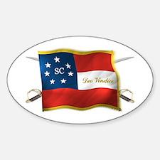 South Carolina Deo Vindice Decal