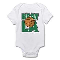 Beat LA Infant Bodysuit