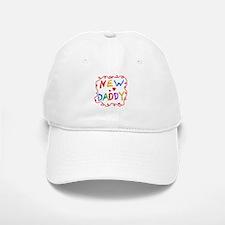 New Daddy Baseball Baseball Cap