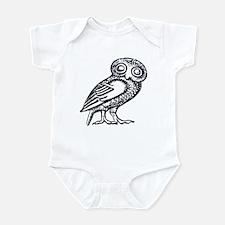 Athenas Owl Body Suit