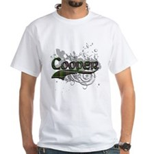 Cooper Tartan Grunge Shirt