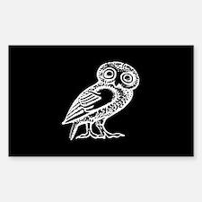 Athenas Owl Decal