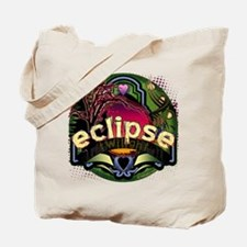 Eclipse Full Circle by Twibaby Tote Bag