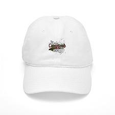 Crawford Tartan Grunge Baseball Cap