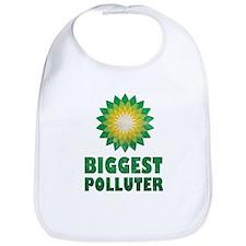 Vintage BP Biggest Polluter Bib