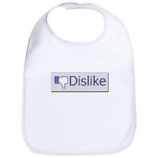 """Dislike Button"" Bib"