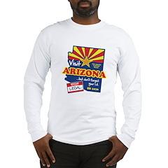 Visit Arizon Long Sleeve T-Shirt