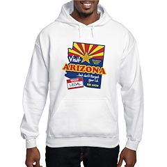 Visit Arizon Hoodie