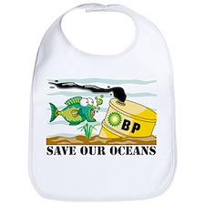 BP Save Our Oceans Bib
