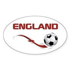 Soccer ENGLAND Decal