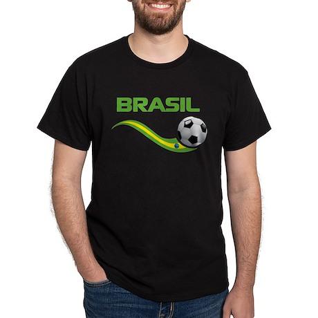 Soccer BRASIL Dark T-Shirt