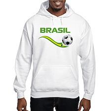 Soccer BRASIL Hoodie