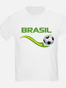 Soccer BRASIL T-Shirt
