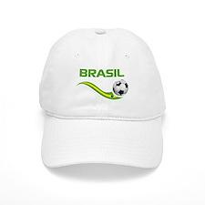 Soccer BRASIL Baseball Cap