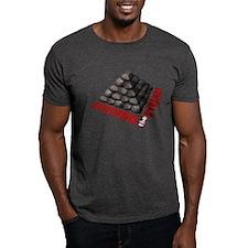 Building the Pyramids T-Shirt