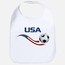 Soccer USA Bib