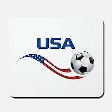 Soccer USA Mousepad