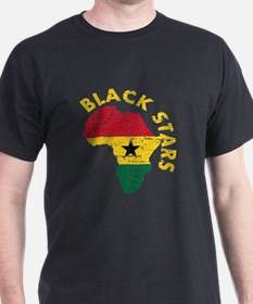 Blackstars of Ghana T-Shirt