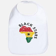 Blackstars of Ghana Bib