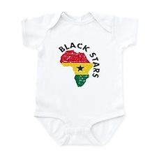 Blackstars of Ghana Onesie