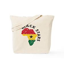 Blackstars of Ghana Tote Bag