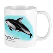 Pacific White-Sided Dolphin Mug