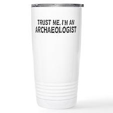 Archaeologist Travel Mug
