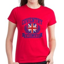 Coventry England Tee