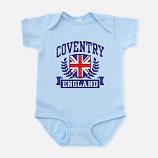 Coventry England Infant Bodysuit