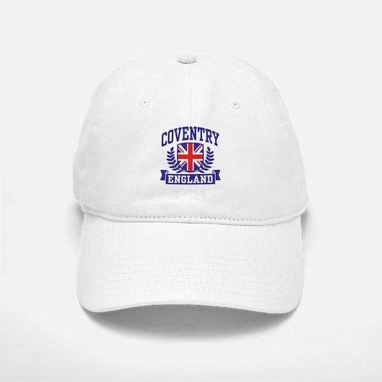 Coventry England Baseball Baseball Cap