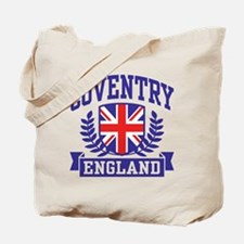 Coventry England Tote Bag
