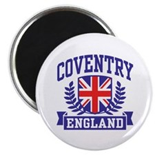 Coventry England Magnet