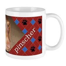 Doberman Pinscher Photo Mug