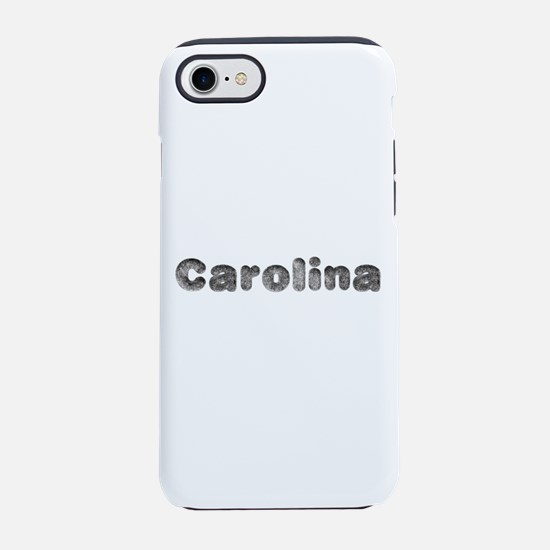 Carolina Wolf iPhone 7 Tough Case