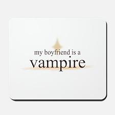 Boyfriend Vampire Eclipse Mousepad