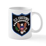 U S Customs Mug