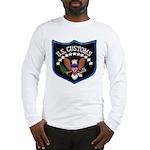 U S Customs Long Sleeve T-Shirt