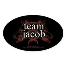Team Jacob Shapeshifter Decal