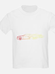 Yellow Flames T-Shirt