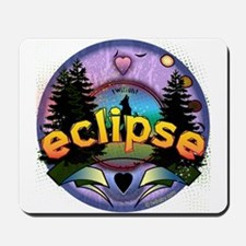 Eclipse Forest Magic by Twibaby Mousepad