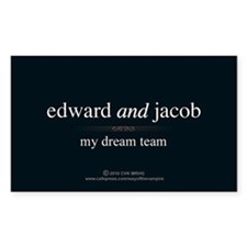 Edward Jacob Dream Team Decal