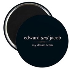 Edward Jacob Dream Team Magnet