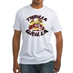 Thrilla (Distressed) Fitted T-Shirt