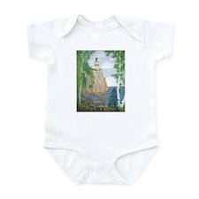 Unique Minnesota painting Infant Bodysuit