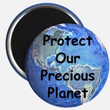 Protect Our Precious Planet Magnet